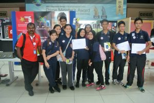 QR Sch Invasion Competition