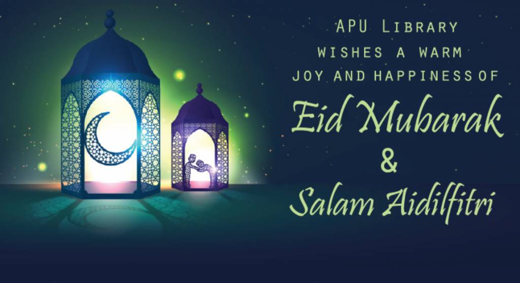 Library Operation Hours for Eid Holidays 2019 – Library and