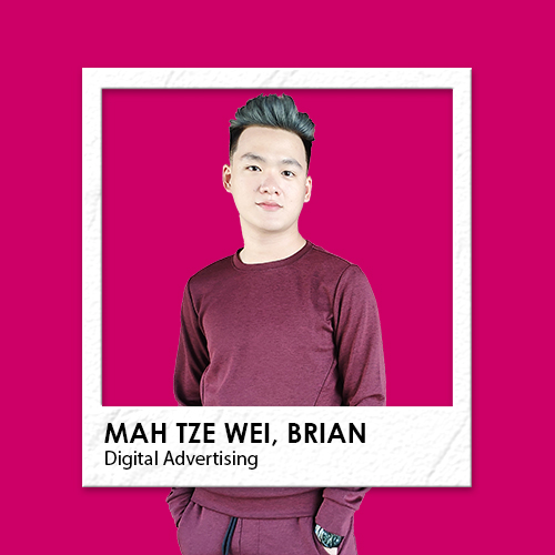 Brian Mah Tze Wei