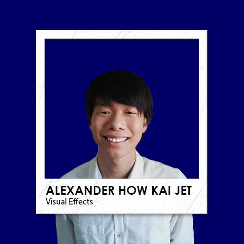 Alexander How Kai Jet